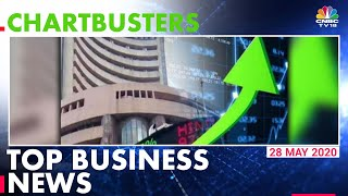 Business News Headlines To Track This Hour Of Trade | Chartbusters