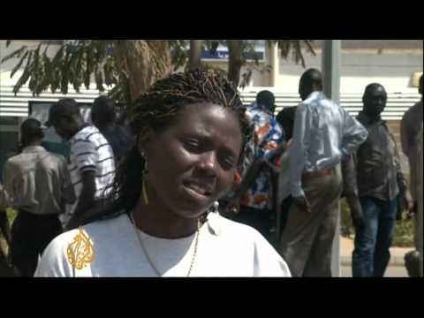 Starting S Sudan's job market
