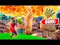 NUKING TILTED TOWERS! (Fortnite Funny Moments)