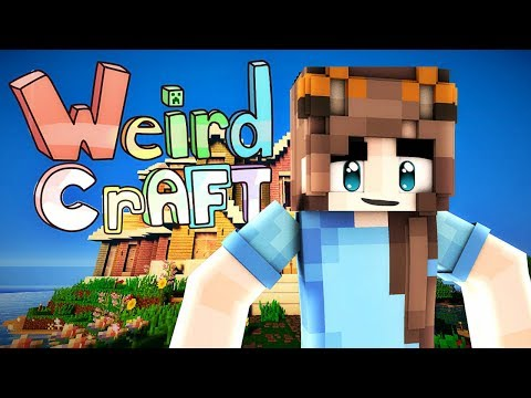 ALL THESE HOUSES?! | WeirdCraft SMP Ep.2