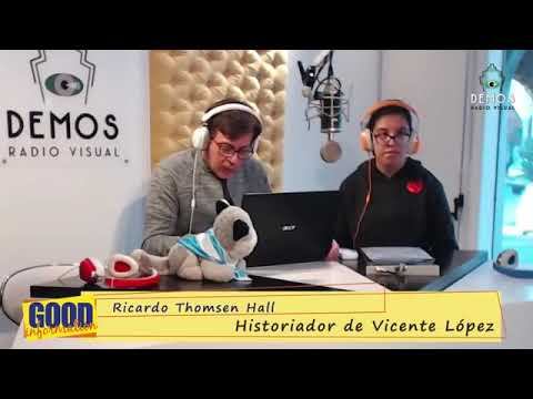 Entrevista A Ricardo Thomsen Hall En Radio Demos