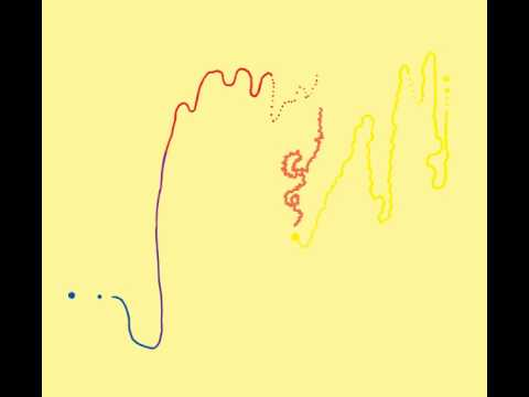 John Cage:Aria(Claron McFadden)by TNUA Animation Department students
