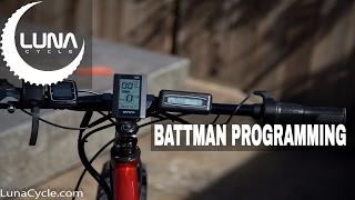 batt man programming instructions