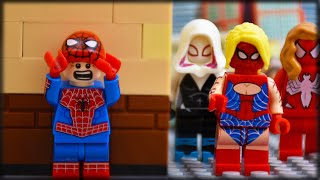 LEGO Spider-Man Love Problems