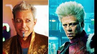 Avengers 4 Jeff Goldblum and Benicio Del Toro set for Grandmaster Collector solo movie