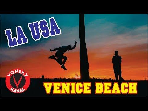 Venice Beach - Moja dzielnia w LOS ANGELES, USA [English subtitles]