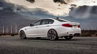 BMW M5 2018 Full Review