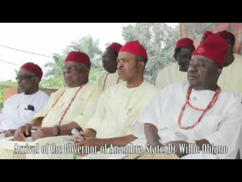 GOVERNMENT  OF  OBIANO IN ANAMBRA STATE,,,LIGHT OF THE NATIN,,