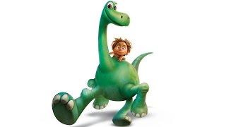 Хороший динозавр - 20 лет дружбы с Pixar Трейлер (2015) Мультик