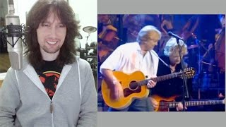 British guitarist analyses The Moody Blues live in 2000!