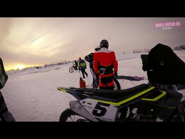 Finnish winter fun: