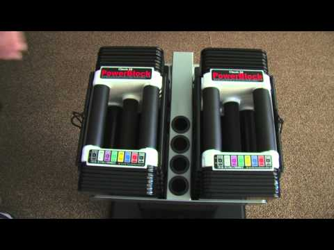 Video: PowerBlock® Sport Hantelpaar