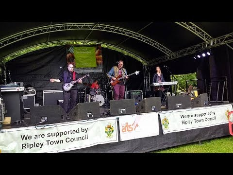 Race For The Prize Live at Ripley Music festival