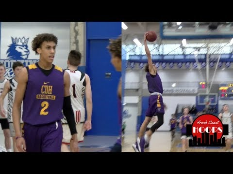Jaeden King GETS BUCKETS At The Breakdown Sports Fall League!