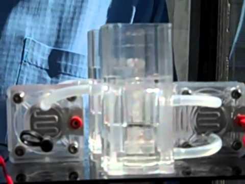 Solar Energy splitting water into hydrogen and oxygen for fuel: Daniel Nocera, MIT [MIRROR]