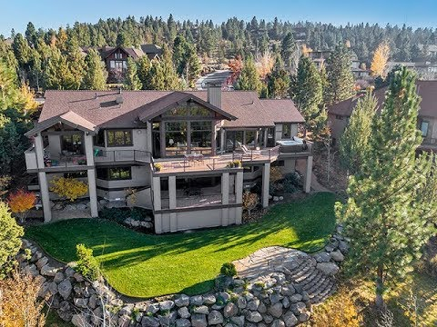Luxury Bend Home With Panoramic Views ~ Central Oregon Real Estate Video