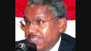 Seye Abraha Interview with VOA Amharic Part 1 of 2