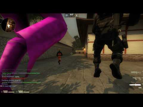 Counter Strike Global Offensive - zombie escape - ze_Naruto_p - STEAM-GAMERS.NET