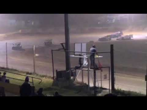 ‭6-30-18  SHADYHILL SPEEDWAY, IN  LM - FEATURE - Prt 1/2