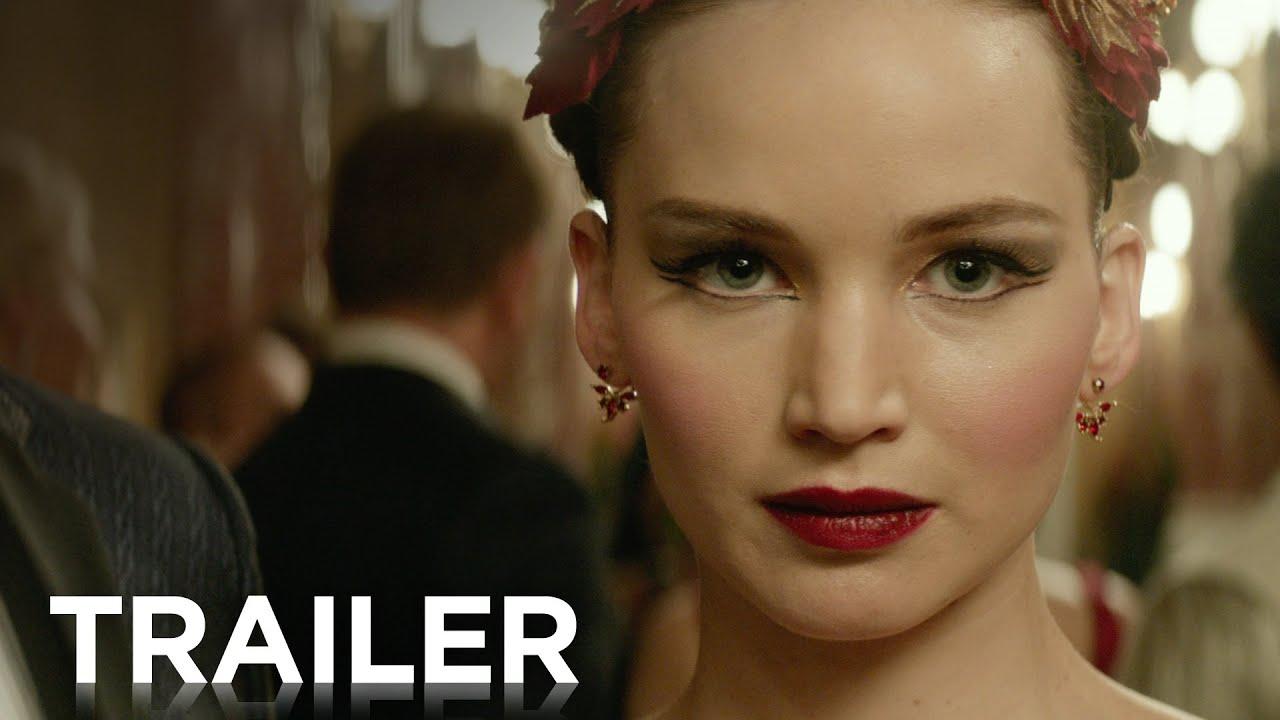 Jennifer Lawrence Desnuda En Gorrión Rojo Dejó A Todos Incómodos