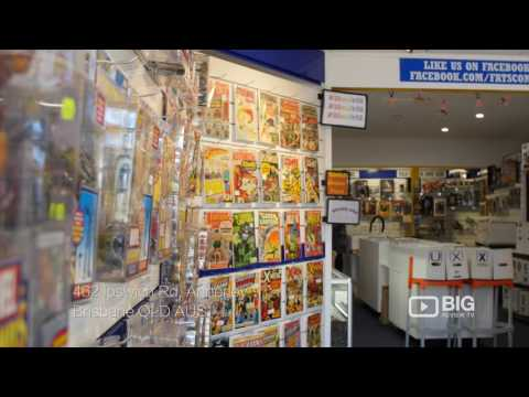 Fats Comics & Collectables Comic Book Store in Brisbane for Graphic Novels