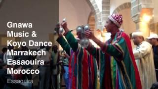 gnawa music koyo dance gnaoua essaouira marrakech