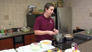 Country Cookin' Recipe Fried Pork Chops With Chicken Gravy