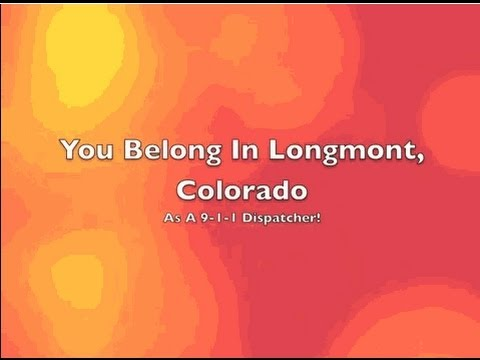 City of Longmont 911 Dispatcher Recruitment