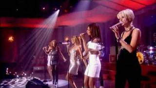 Girls Aloud & The Kaiser Chiefs - Never Miss A Beat Sound Of The Underground - Girls Aloud Party