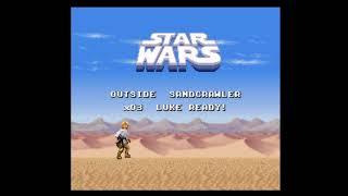 The Blockade Runner Plays SNES Super Star Wars (1992) Part One
