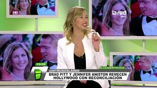 Una segunda vuelta: La reconciliación de Brad Pitt y Jennifer Aniston que remece a Hollywood