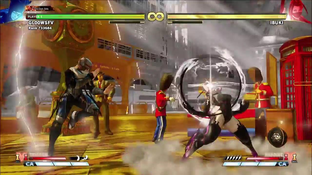 Female custom skins fight vol 1 Street Fighter 5