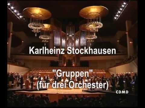 Stockhausen: Gruppen (1/3)