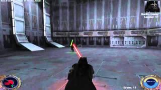 Random Gameplays - Star Wars Jedi Knight 2: Jedi Outcast (Multiplayer)