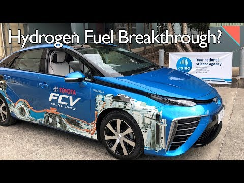 Hydrogen Fuel Breakthrough?, Ford Ranger Pricing - Autoline Daily 2413