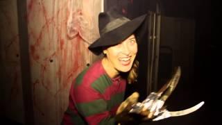 Pasajes del terror en Halloween 2014 solo en Parque Warner
