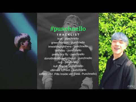 punchnello / artist playlist