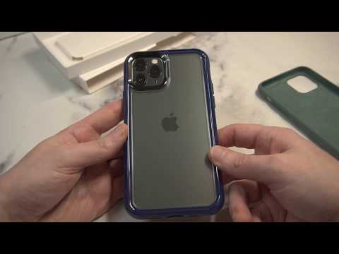OtterBox Lumen Series Case Blue for iPhone 11 Pro (Only at Apple) Review