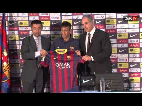 Barcelona, accused of tax fraud in the signing of Neymar