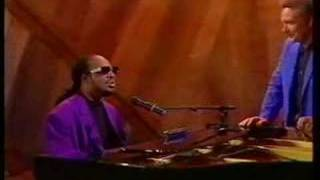 Stevie Wonder & Tom Jones