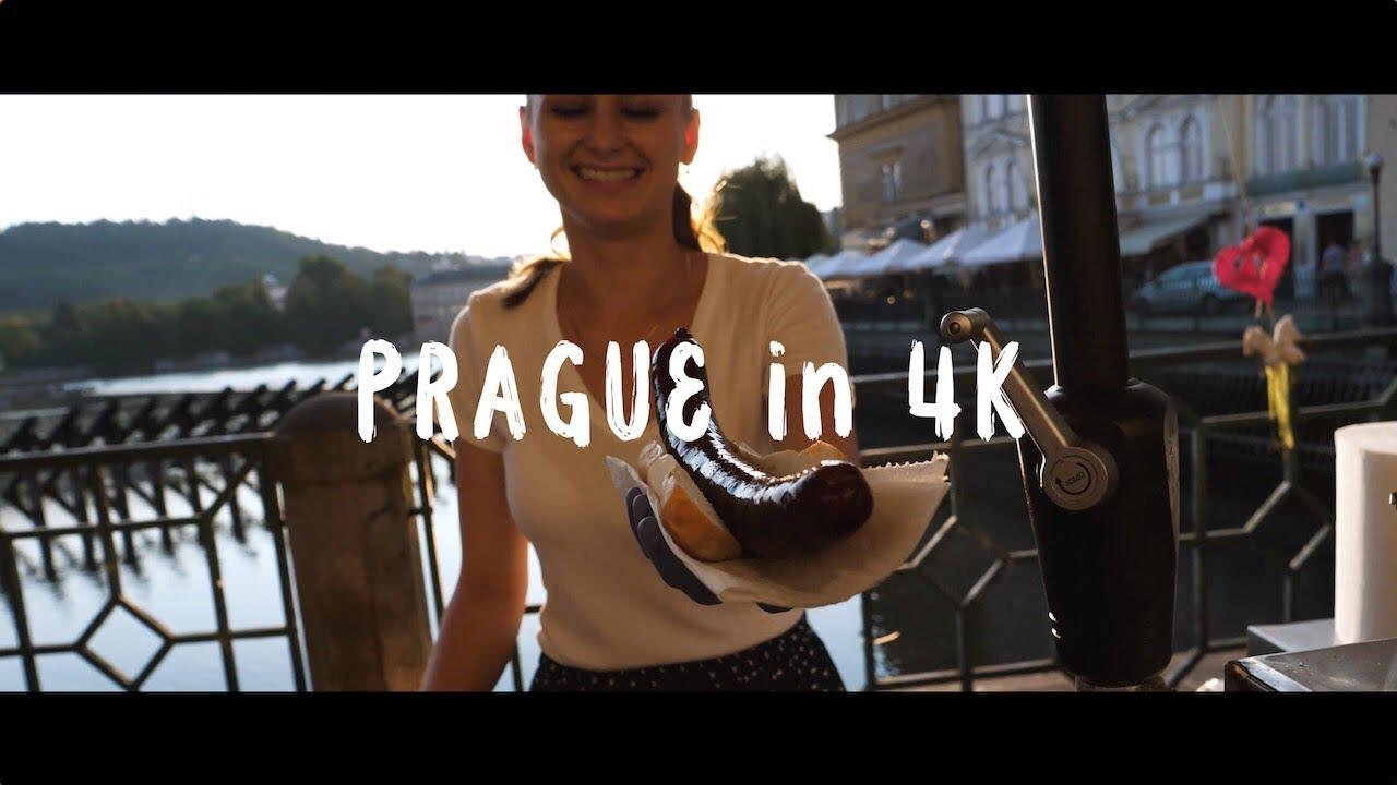 SUMMER IN PRAGUE 4K –Visual Vibes (2018)