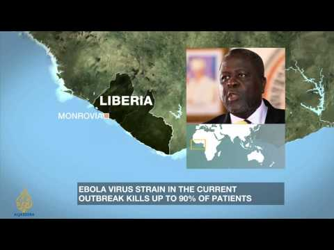 Ebola  'Out of control' outbreak