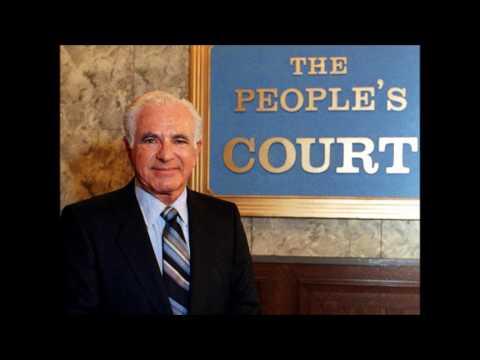 "JUDGE JOSEPH WAPNER OF ""PEOPLES COURT"" FAME DIES AT AGE 97"