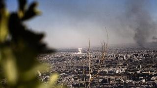أخبار عربية - قصف مدفعي وصاروخي مكثف لقوات الأسد على أحياء القابون شرقي #دمشق