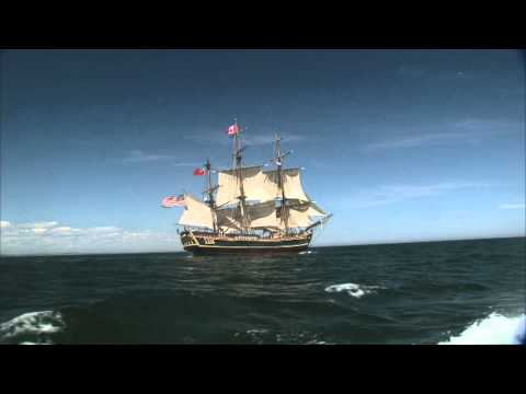 HMS Bounty Requiem - Tall Ship