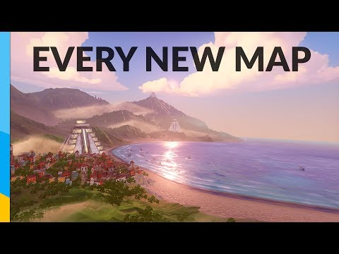 1v1 On Every New Map From The Overwatch Anniversary