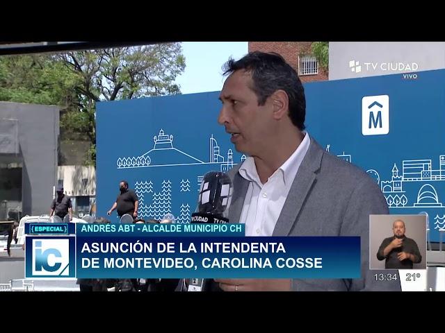 Andrés Abt - Alcalde Municipio CH