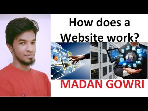 How website works ? | Tamil | Madan Gowri | MG