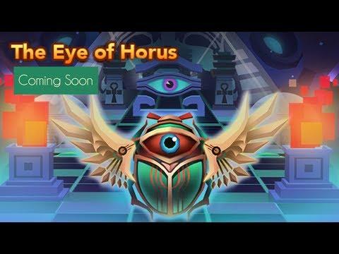 Rolling Sky - The Eye of Horus Coming Soon!