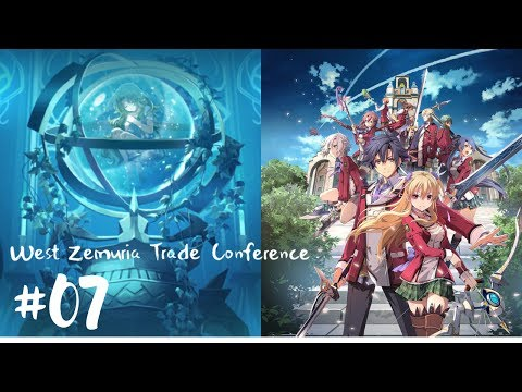 The West Zemuria Trade Conference: Day 1
